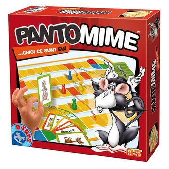 купить D-Toys Настольная игра Пантомима в Кишинёве