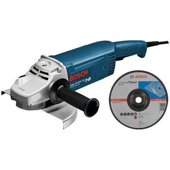 Угловая шлифовальная машина Bosch GWS 20-230 JH 230 мм