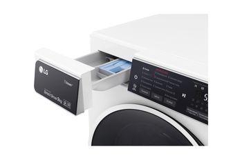 cumpără Mașină de spălat cu încărcare frontală LG F4H6VS0E în Chișinău