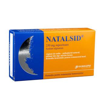 cumpără Natalsid 250mg sup. N5x2 în Chișinău