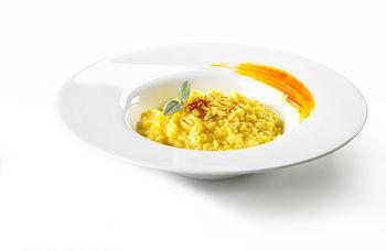 Farfurie pentru rizotto 27cm Bormioli Ronda Gourmet, opalglass