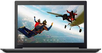 "Lenovo IdeaPad 320-15AST Onyx Black 15.6"" HD (AMD A4-9120 up to 2.50GHz, 4GB DDR3 RAM, 500GB HDD, Intel® HD Graphics 620, w/o DVD, CardReader, WiFi-N/BT4.1, 0.3M WebCam, 2cell, RUS, DOS, 2.2kg)"