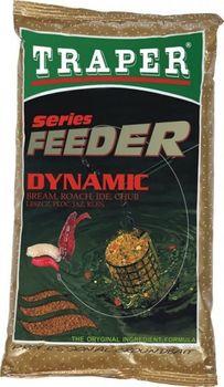 Прикормка FEEDER DYNAMIC TRAPER 1kg