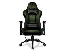 Игровое кресло Cougar ARMOR ONE X Black / Green,