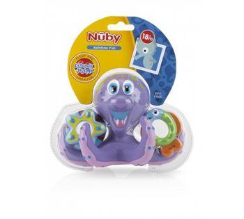 купить Игрушка для ванны Nuby Octopus в Кишинёве