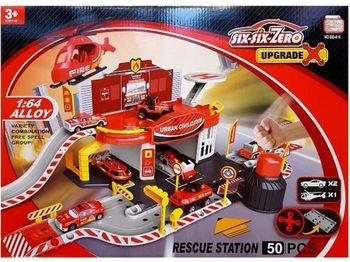 "Паркинг ""Rescue Station"" 1:64, 50ед"