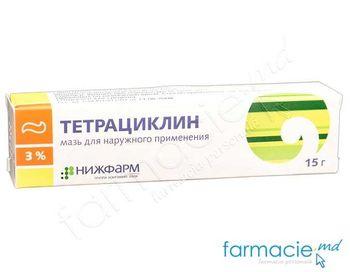 купить Тетрациклин мазь 3% 15г (Nijfarm) в Кишинёве