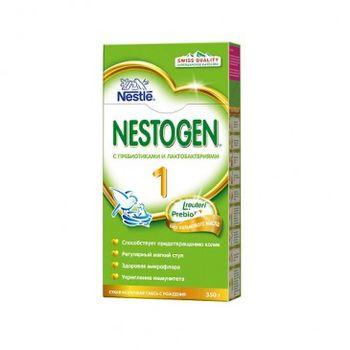 cumpără Nestogen 1 Prebio formulă de lapte, 0+ luni, 350 g în Chișinău