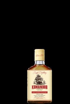 Виски Komandor 0.25 Л.