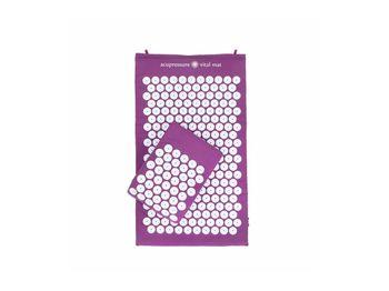 Акупунктурный набор (коврик + подушка + чехол) 74х44 см Bodhi Vital 530SA (4813)