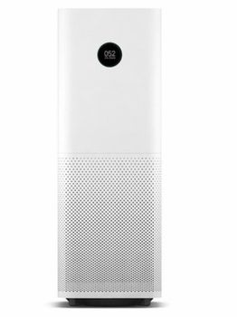 """XIAOMI """"MiJia Air Purifier Pro"""" EU, White, Air Purifier, Renewed aerodynamic pressure system, Multi-level air filtering system, Purification capacity 500m3/h, Area up to 60m3, WiFi, Air quality sensor, OLED Display, Temperature/humidity sensor"""