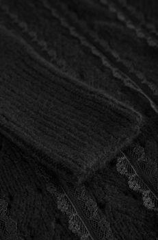 Трикотаж ORSAY Чёрный