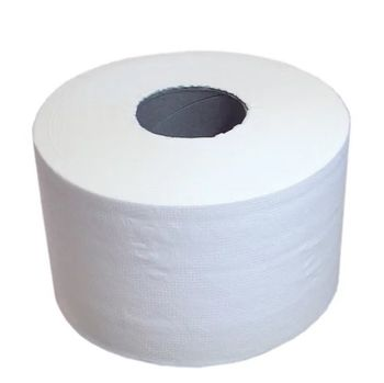 Бумага туалетная белая 2 слоя 145 м