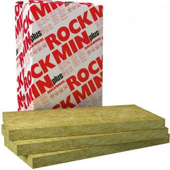 Rockwool Минвата Rockmin Plus 100x61x5см