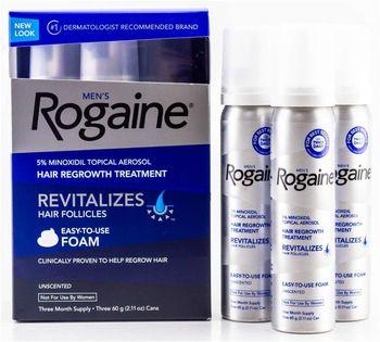купить Пена Rogaine Foam Men - 1 месяц в Кишинёве