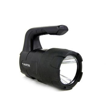 купить Фонарь ручной Varta 3 Watt LED Indestructible beam lantern, black, 18750 101 421 в Кишинёве