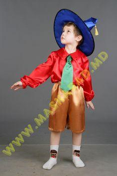 Карнавальный костюм: Незнайка