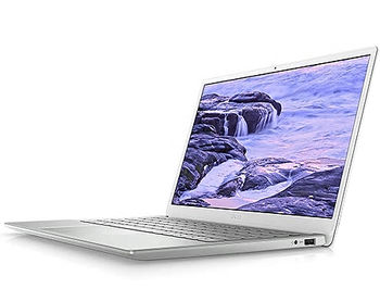 "Laptop 13.3"" DELL Inspiron 13 5391 Platinum Silver, Intel Core i5-10210U 1.6-4.4GHz/8GB/256GB M.2 PCIe NVMe SSD/Intel UHD/WiFi 802.11ac/Bluetooth/WebcamHD/FP/Backlit Keyboard/13.3"" FHD TrueLife LED Backlit Narrow Border WVA Display (1920x1080)/Windows 10 64-bit"