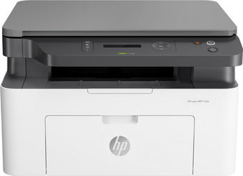 All-in-One Printer HP LaserJet Pro MFP M135a, White, A4, up to 20ppm, 128MB, 2-line LCD, 1200dpi, up to 10000 pages/monthly, HP ePrint, Hi-Speed USB 2.0, Apple AirPrint™; Google Cloud Print™ CF217A (~1600 pages 5%)