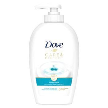 Жидкое крем-мыло Dove Care&Protect, 250 мл