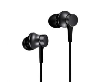 Наушники Xiaomi Mi In-Ear Headphones Basic, Black