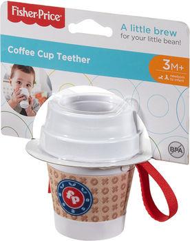 "Прорезыватель ""Чашечка кофе"" Fisher-Price, код DYW60"