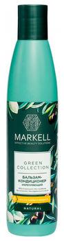 купить Бальзам-кондиционер укрепляющий Markell Green Collection 250мл в Кишинёве