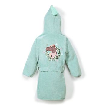 Банный халат  La Millou Pony Is My Love / Mint M