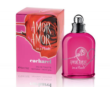 CACHAREL AMOR AMOR IN A FLASH EDT 30 ml