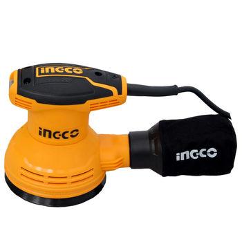 Эксцентриковая шлифовальная машина, INGCO RS3208