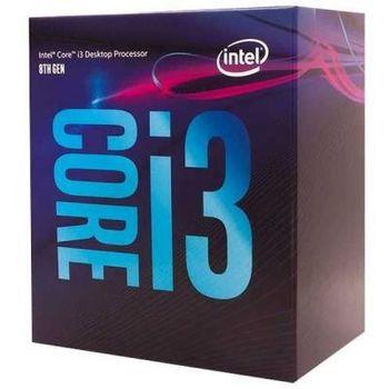 Intel® Core™ i3-9100F, S1151, 3.6-4.2GHz (4C/4T), 6MB Cache,  w/o iGPU, 14nm 65W, tray