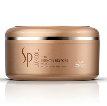 SP LUXE OIL keratine restore mask 150 ml