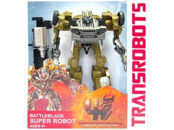 "Трансформер ""Robot Prime"" 26X22X8.5cm"