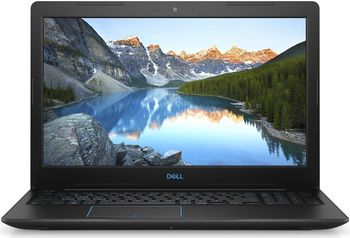 "DELL Inspiron Gaming 15 G3 Black (3579), 15.6"" IPS FullHD (Intel® Core™ i5-8300H, 4xCore, 2.3-4.0GHz, 8GB (1x8) DDR4, (1.0TB+8GB) HHD, GeForce® GTX1050 4GB GDDR5, CardReader, WiFi-AC/BT5.0, 4cell,HD720pWebcam, Backlit KB, RUS, Ubuntu, 2.53 kg)"