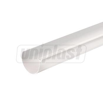 купить Желоб полукруглый ПВХ ф.125/4м бел. First Plast GRN125B в Кишинёве