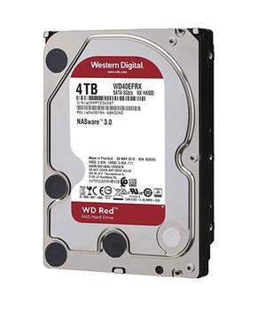 "4.0TB-SATA- 64MB Western Digital ""Red NAS"