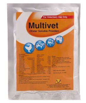 купить Мультивет - витаминный комплекс для животных и птиц - Мобедко в Кишинёве