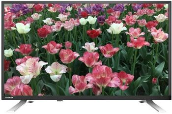 "43"" LED TV TOSHIBA 43L5865EV, 1920x1080 (FHD), SmartTV (Foxxum OS), 330cd/m2, AMR+, CEVO Engine, BrightON, Angle 178°, Speakers 2x8W, HDMIx3, USBx2, WiFi+Lan, DVB-T2/C//S/S2/, Vesa 100x100"