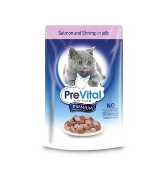 купить Pre Vital Premium с лососем и креветками в Кишинёве