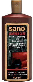 Средство для изделий из кожи Sano Leather Care 500 мл