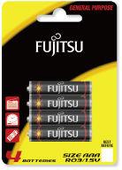 Fujitsu baterii Zinc Carbon AAA FSB4