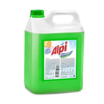 Alpi Color Gel - Concentrat-gel pentru rufe colorate 5 L