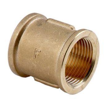 """купить Муфта 1/2""""  бронз. L=36mm U (А0304А) в Кишинёве"""