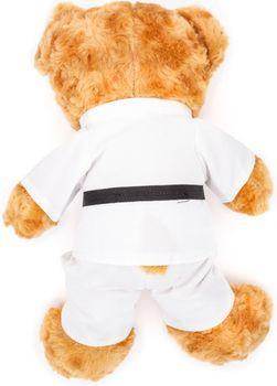 Медведь-сильный плюшевый