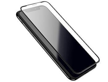 250013 Screen Geeks Sticla protectie Apple iPhone XS Max Glass Zero Frame Anti-Blueray, Black (защитное стекло для смартфонов Apple iPhone в асортименте)