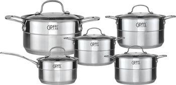 Набор посуды GIPFEL GP-1539 (10пр.)