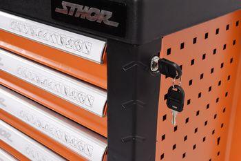 купить Ящик с инструментом Sthor 302 ед. (58550) в Кишинёве