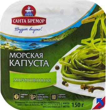 """купить Морская капуста, маринованная """"Санта Бремор"""" 150гр в Кишинёве"""