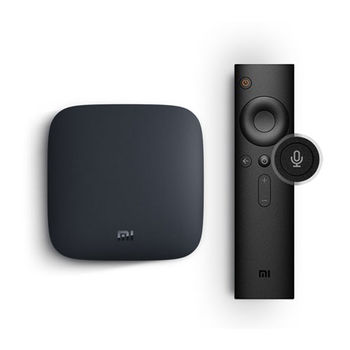 купить Xiaomi Mi TV Box 3S, 4K (EU) в Кишинёве