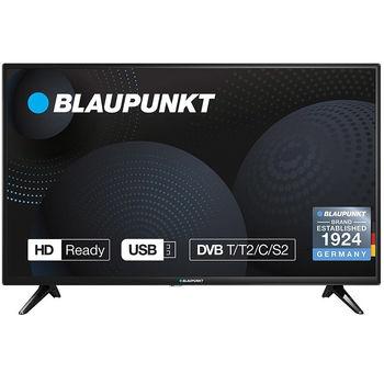 "Телевизор 32"" LED TV Blaupunkt 32WB265, Black (1366x768 HD Ready, 60 Hz, DVB-T/T2/C)"